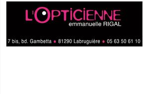 L'OPTICIENNE